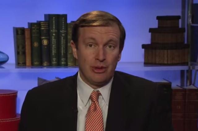 U.S. Senator Chris Murphy is trying to changed the flawed system involving missing persons cases.