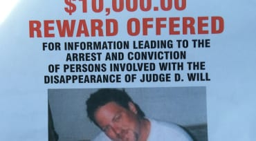 Oklahoma father offers $10,000 reward for information about
