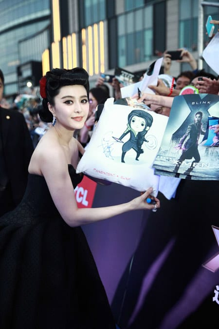 Fan Bingbing X-Men