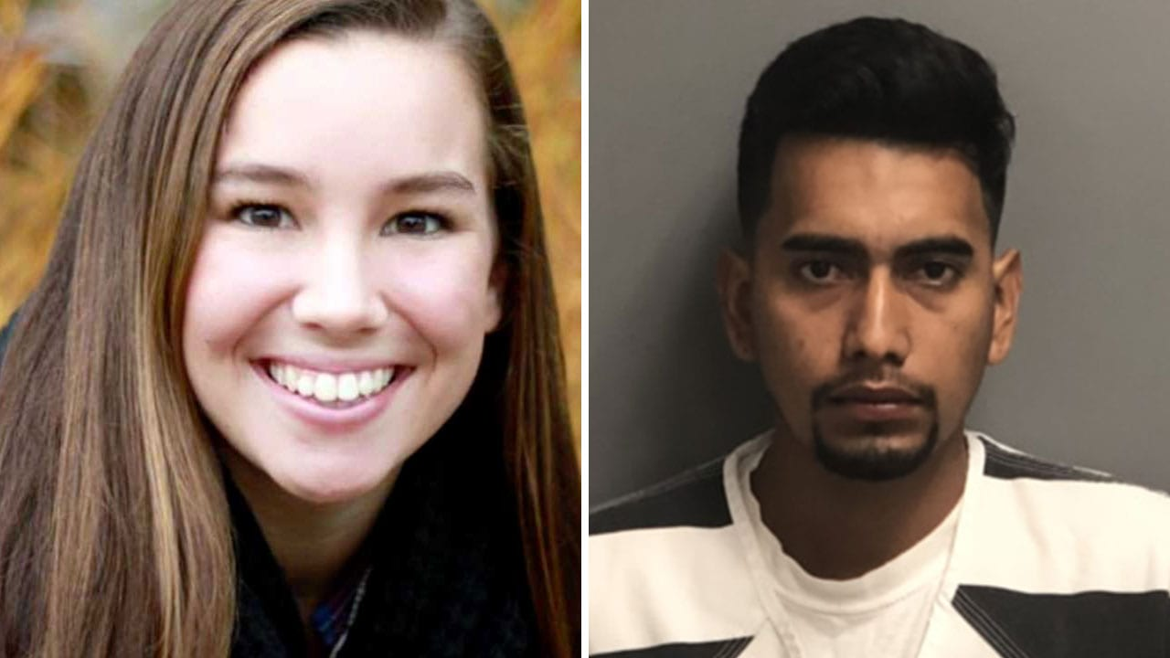 Mollie Tibbetts and Cristhian Bahena River