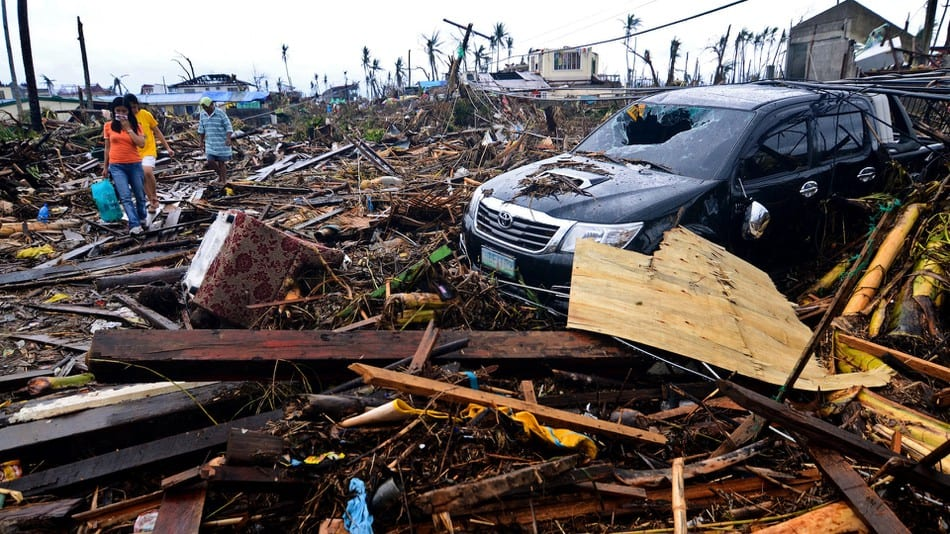 Devastated: Missing Persons in Natural Disasters
