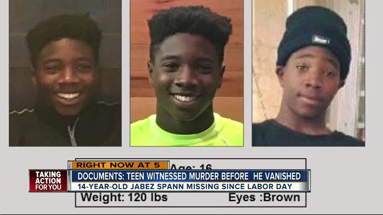 Police Identify Remains of Jabez Spann
