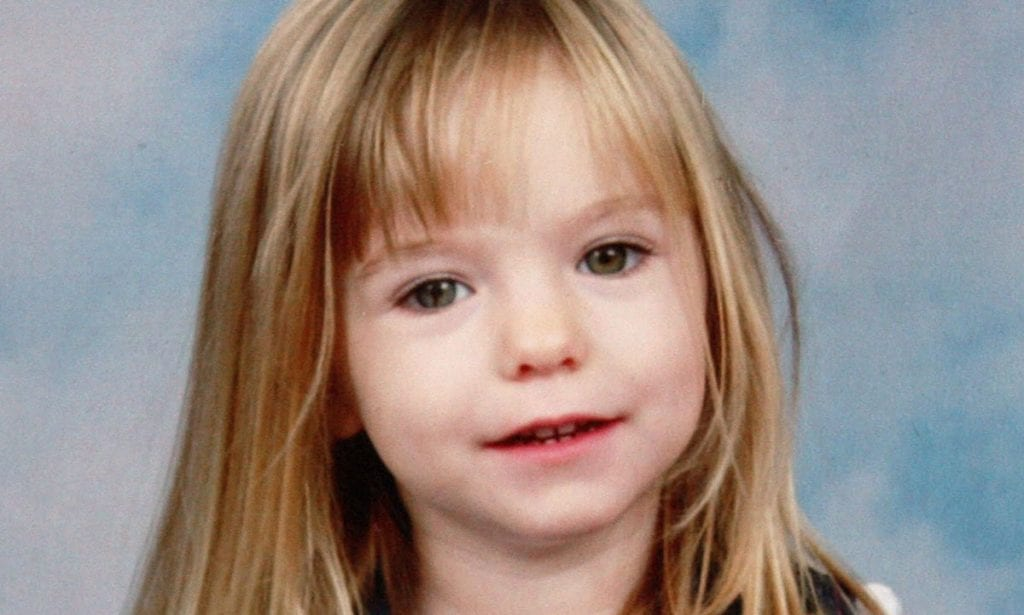 The Disappearance of Madeline McCann