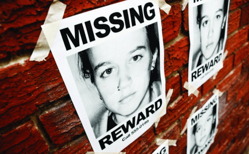 missing persons investigation