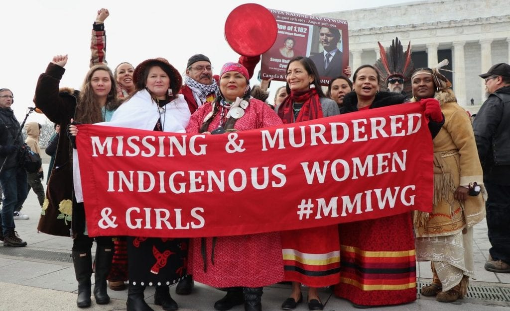 Missing & Murdered Native American Women: An Epidemic?