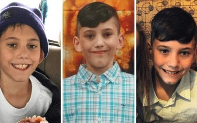 Little Boy Lost: Search for Gannon Stauch Expands