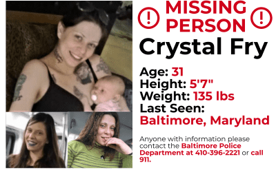 Have You Seen Crystal Marie Fry? Family Still Searching for Missing Mother