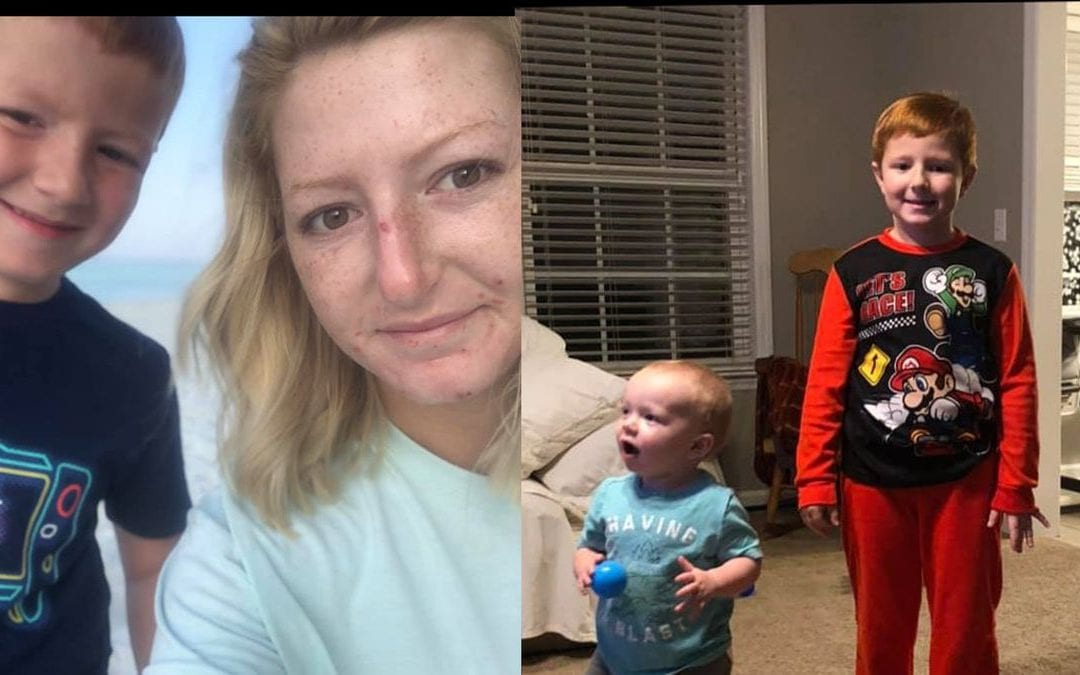 Missing Mother Kadence Hooper, two sons found alive and safe