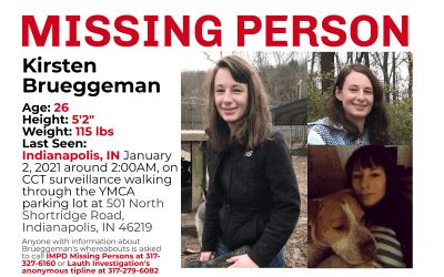 Kirsten Brueggeman still missing, PI joins search for missing woman