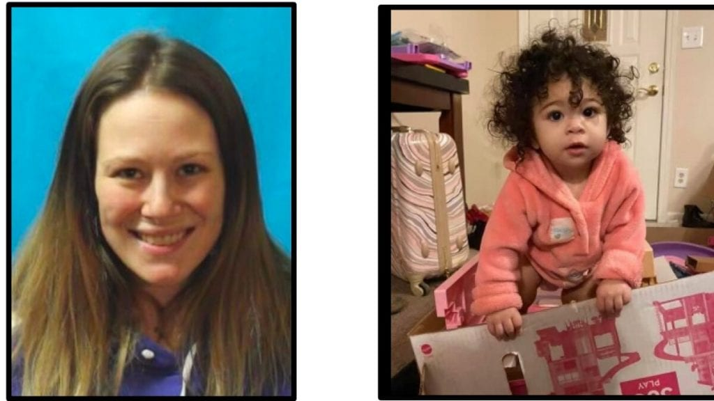 Anna and Amora Rossi were found safe by missing person investigators