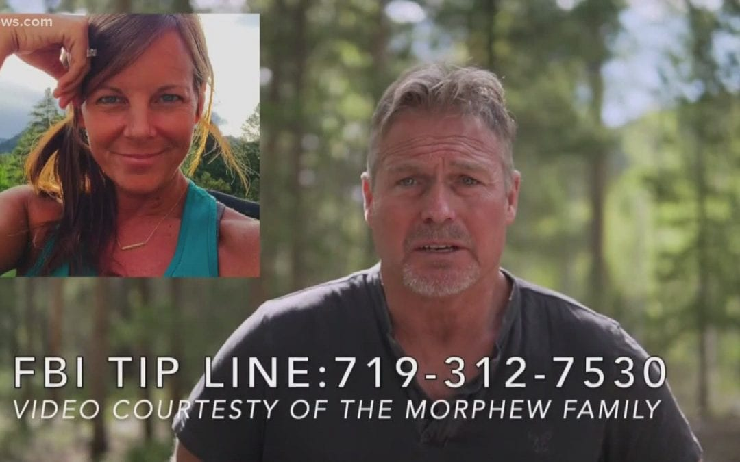 Barry Morphew Arrested in Disappearance of Wife, Suzanne Morphew