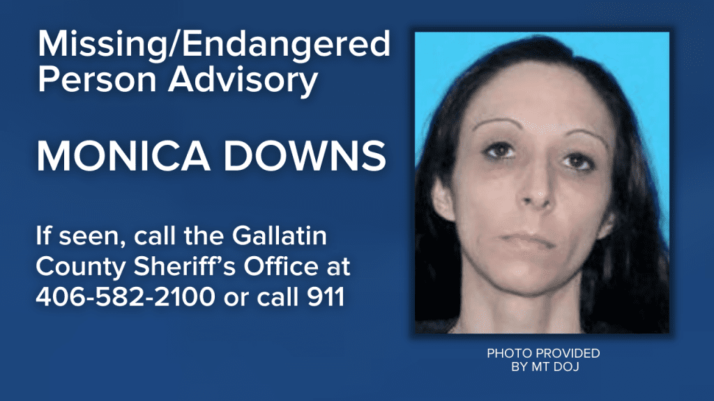 The Search Continues for Missing Woman Monica Rose Downs