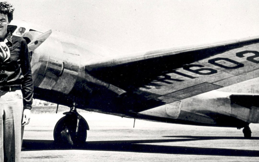 More Than Eighty Years On, The World Still Wonders What Happened To Amelia Earhart