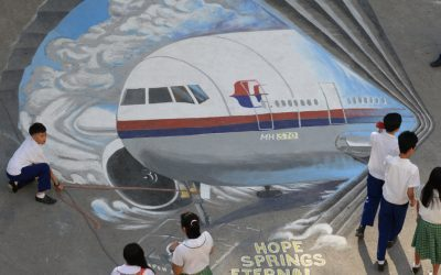 The Disappearance of Malaysia Airlines Flight 370